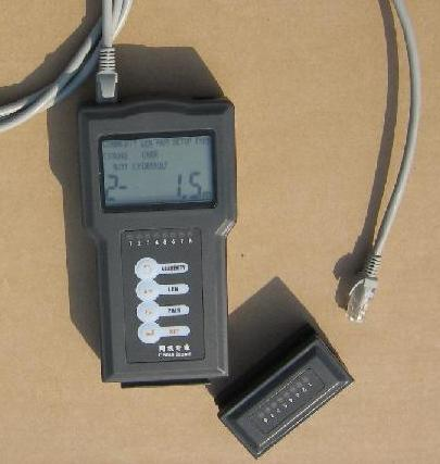 供应网线专家网线测试仪